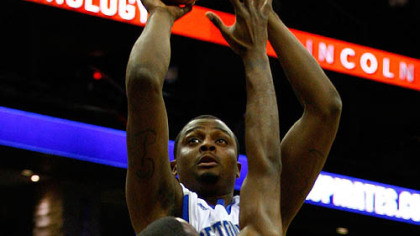 Former Seton Hall basketball forward Herbert Lee Pope Jr.