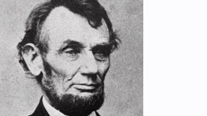 24. Abe Lincoln, pop icon
