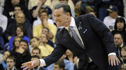 Coach Jamie Dixon wasn't buying that a weak non-conference schedule was a factor in the Panthers' loss Monday to Cincinnati in the Big East Conference opener.