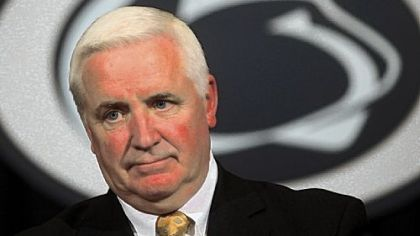 Gov. Tom Corbett.