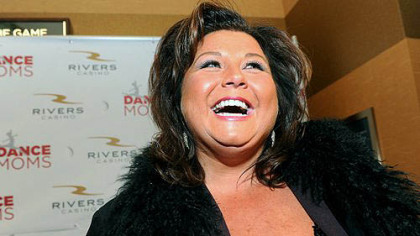 Abby Lee Miller arrives Tuesday at the Rivers Casino to kick off the third season of &quot;Dance Moms.&quot;