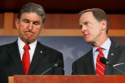 Toomey, Manchin forge gun checks deal