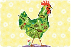 Spring chicken: Put some poultry in your pot