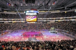 Robert Morris wants to host Frozen Four again
