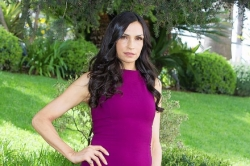 Patricia Sheridan&#039;s Breakfast With .... Famke Janssen