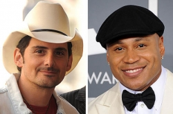 Maybe stupidity in LL Cool J, Brad Paisley duet is accidental