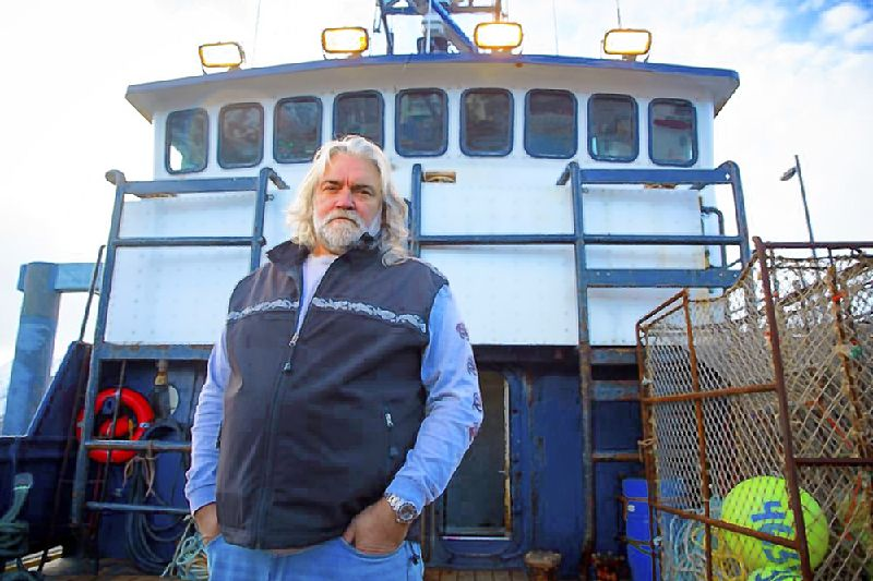 "captains the Cape Caution on the new season of ""Deadliest Catch"