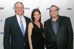 JFilm hosts sold-out crowd at opening held at Manor Theater