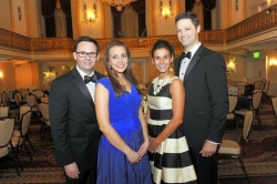 Family House Gifting Gala held at the Omni William Penn