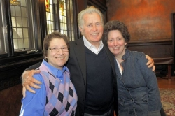 Thomas Merton Center honors Martin Sheen