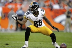 Emmanuel Sanders&#039; future with Steelers after 2013 is unclear