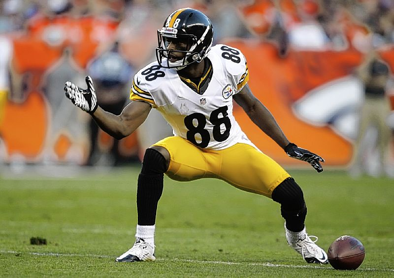 Emmanuel Sanders' future with Steelers after 2013 is unclear