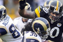 Steelers sign nose tackle McLendon to three-year deal