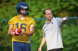 WVU quarterback battle continues into spring game
