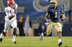 Nothing guaranteed in draft for former Pitt star Graham
