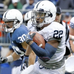 Lynch running on all cylinders in Penn State spring game