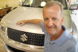 Car dealer Jim Shorkey turns Suzuki&#039;s decision to leave U.S. market into sales opportunity