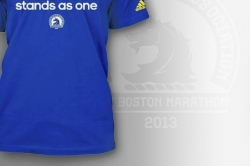 Stylebook: adidas T-shirt sales to aid Boston bombing victims