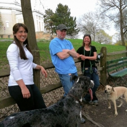 Walkabout: Dog lovers to honor late leader of their pack in Riverview Park