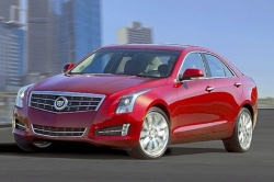 Driver&#039;s Seat: 2013 Cadillac ATS offers a little bit of luxury
