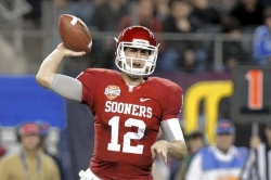 Interest peaks with Steelers&#039; pick of Oklahoma QB