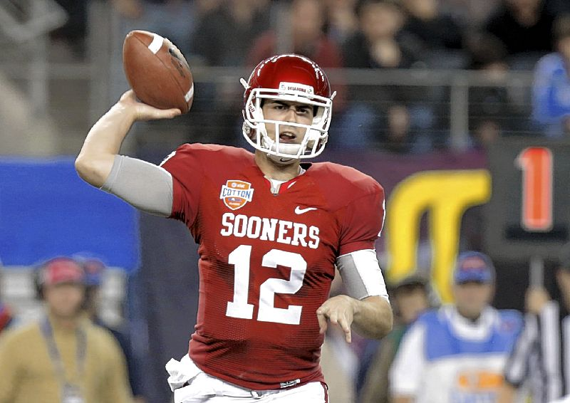 Interest peaks with Steelers' pick of Oklahoma QB