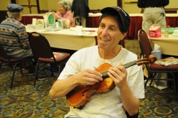 Grandson recreates orchestra as tribute to Polish-Jewish roots