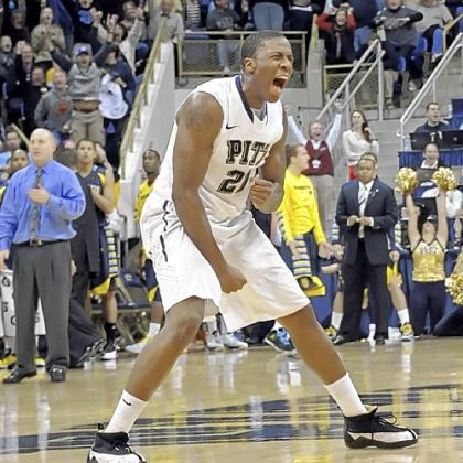 Had Pitt won, Lamar Patterson's 3-pointer at the end of regulation would have gone down as the shot of the day.
