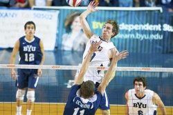 Ex-WPIAL player grows into star role for BYU's volleyball team