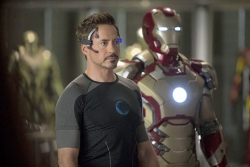Movie review: &#039;Iron Man 3&#039; more entertaining than the last flight