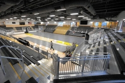 Montour's renovated athletic center to reopen this weekend