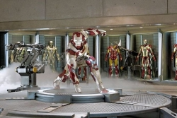 Starting with 'Iron Man 3,' summer is stocked with superheroes, comedies and sequels