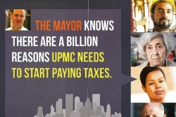 Health workers union carries UPMC challenge to doorsteps