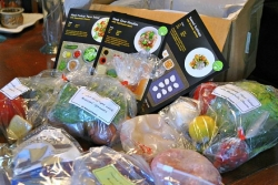 Inside dinner-in-a-box: HelloFresh delivers a week of meals