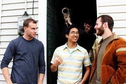 Friday night: Stranger Convention brings nujazz to Most-Wanted Fine Art Gallery
