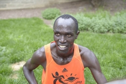 James Kirwa wins 2013 Pittsburgh Marathon
