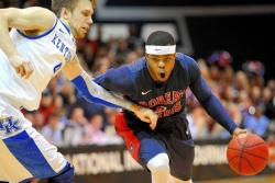 Former Robert Morris guard Jones leaves lasting impression