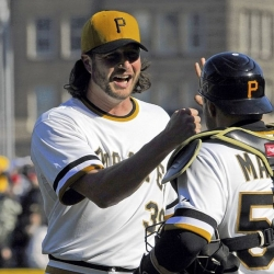 Management of Melancon, Grilli is just fine for Pirates