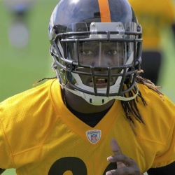 Steelers rookie Hawthorne looking to turn the corner