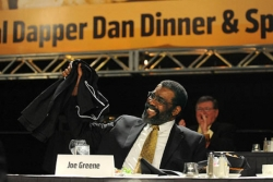 Steelers legend Joe Greene retires from front office job