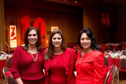 Go Red for Women Luncheon and Conference at the Wyndham Grand