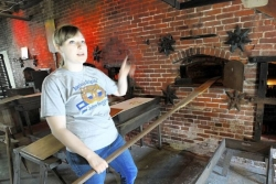 Lititz: Pretzels, chocolate and history draw hip tourists