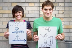 Josh & Gab rage against bullying with new album, 'I'm Not a Bully!'