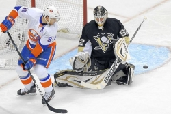 Islanders trail, 3-2, but revel in challenge