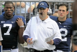 Penn State notebook: Quarterback battle isn't on hiatus