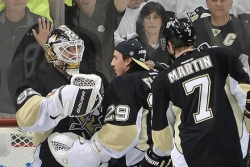 Penguins backup Vokoun knew he had to be ready to play
