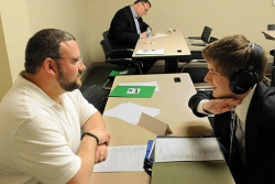 Special-needs students get practice with job interviews