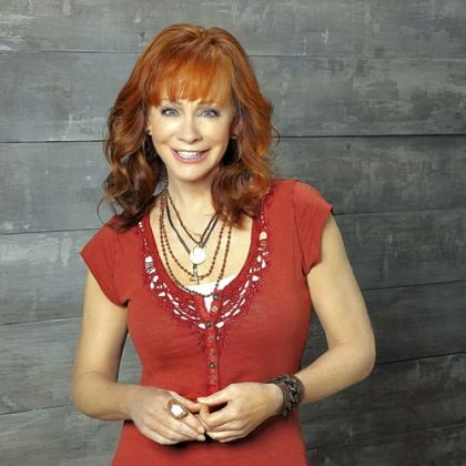 Reba McEntire.