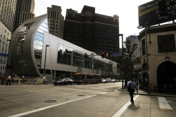 Deep in financial trouble, August Wilson Center lays off staff