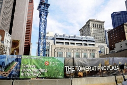 Downtown Pittsburgh building boom shows no signs of letting up